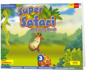Super Safari. Activity Book, level III