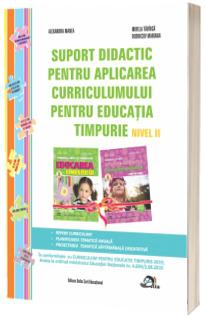 Suport didactic pentru aplicarea Curricumului pentru invatamantul prescolar nivel II