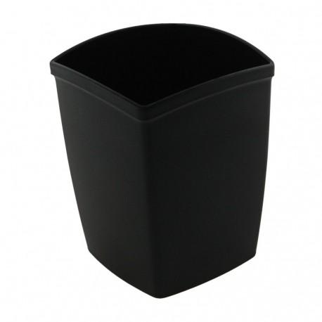 Suport instrumente de scris negru, Ecada 9510N
