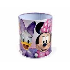 Suport instrumente scris, culoarea roz, Minnie Mouse, Disney
