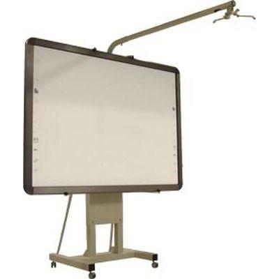 Suport mobil pentru tabla cu suport de videoproiector inclus, Manual