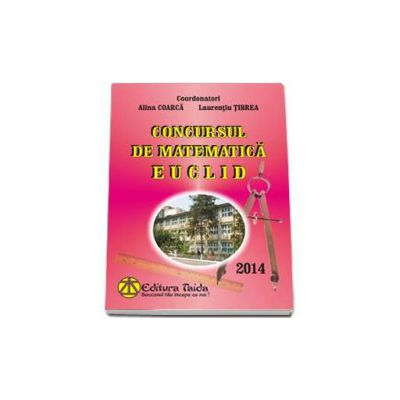 Concursul de matematica Euclid 2014