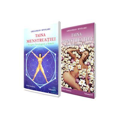 Taina menstruatiei. Volumul I si II - Enigma fiziologica a femeii