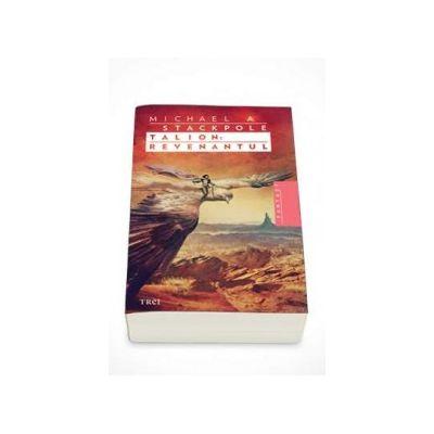 Talion - Revenantul. Al patrulea volum din seria Nascuti din ceata