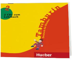 Tamburin 2  - 2 Audio-CDs zum Lehrbuch Deutsch fur Kinder
