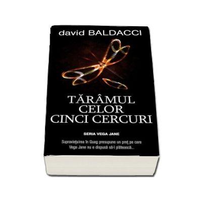 Taramul celor cinci cercuri - David Baldacci (Al doilea volum al seriei Vega Jane)