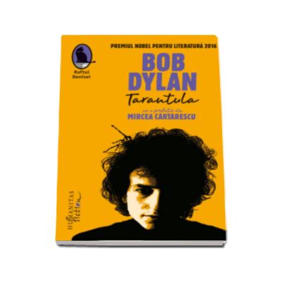 Tarantula - Bob Dylan (Editia a II-a)