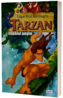 Tarzan stapanul junglei