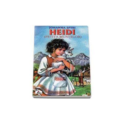 Heidi (Fetita muntilor) - Colectia Piccolino