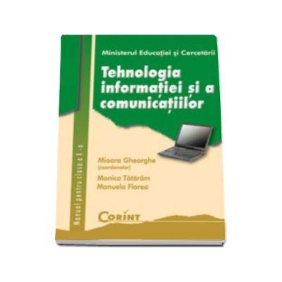 Tehnologia informatiei si a comunicatiilor manual pentru clasa a X-a