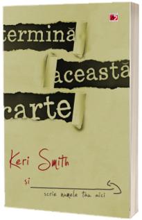 Termina aceasta carte (Keri Smith)