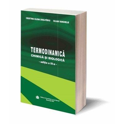 Termodinamica chimica si biologica, Editia a III-a