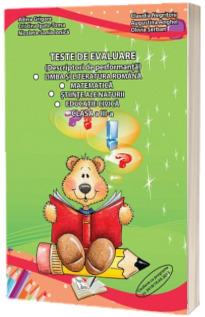 Teste de evaluare (Descriptori de performanta) - Limba romana - Matematica, Stiinte ale naturii - Educatie civica, clasa a III-a. Colectia Copilul Expert - Adina Grigore
