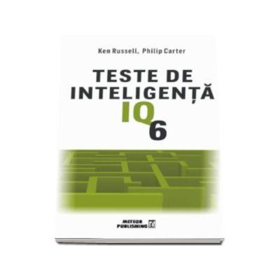 Teste de inteligenta IQ 6 - Ken Russell