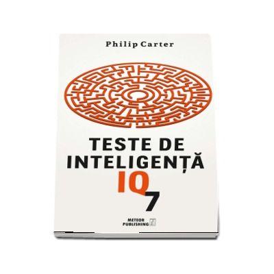 Teste de inteligenta IQ-7 - Philip Carter