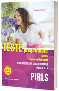 Teste pregatitoare pentru Evaluarea Nationala PIRLS. Limba Romana pentru clasa a II-a