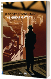 The Great Gatsby with audio downloadable multimedia contents with ELI LINK App