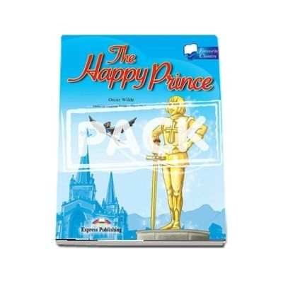 The Happy Prince Book with Audio CD
