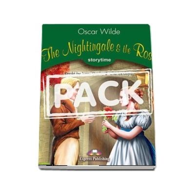 The Nightingale and the Rose Book with Activity Book and Audio CDs