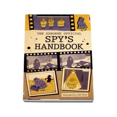 The official spys handbook