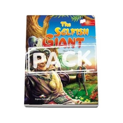 The Selfish Giant Book with Audio CD