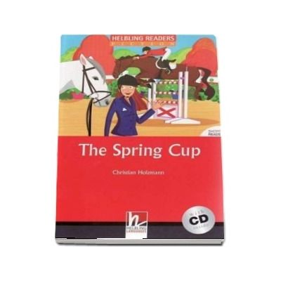 The Spring Cup with Audio CD.  Level 3