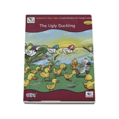 The Ugly Duckling. Fairy Tales Graded Reader - Level pre-A1-Starters