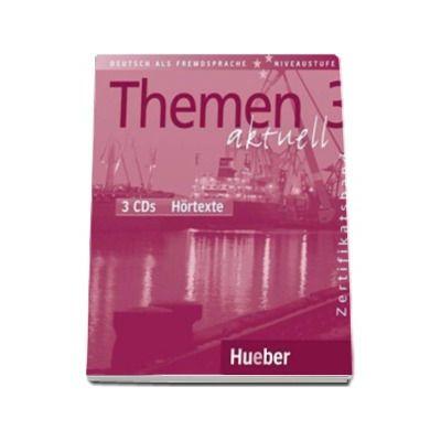 Themen aktuell 3 - 3 CDs Hortexte