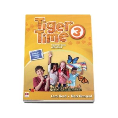 Tiger Time 3. Students Book with eBook