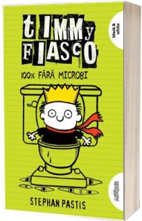 Timmy Fiasco 4. Suta la suta fara microbi - Stephan Pastis (Editie paperback)
