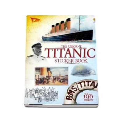 Titanic sticker book