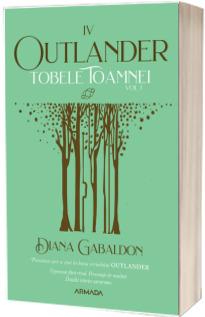 Tobele toamnei. Volumul I (Seria Outlander, partea a IV-a, ed. 2021)