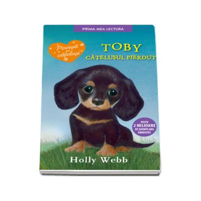 Toby, catelusul pierdut