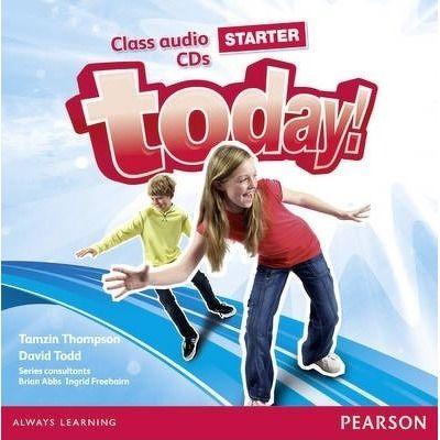 Today! Starter Class CD