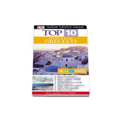 Top 10. Insulele grecesti (Colectia, ghiduri turistice vizuale)