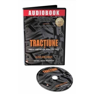 Tractiune. Audiobook