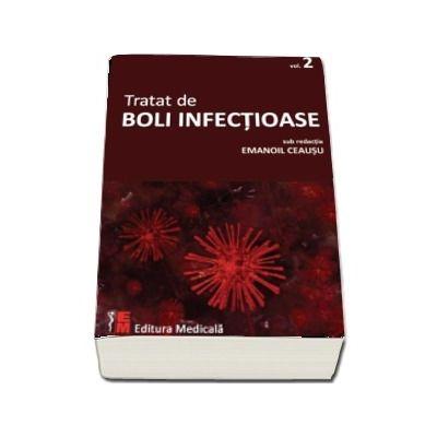Tratat de boli infectioase, volumul al II-lea
