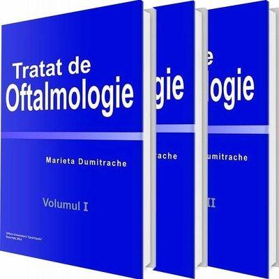 Tratat de Oftalmologie. Set 3 carti