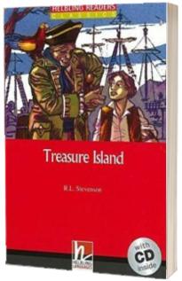 Treasure Island. Book and Audio CD