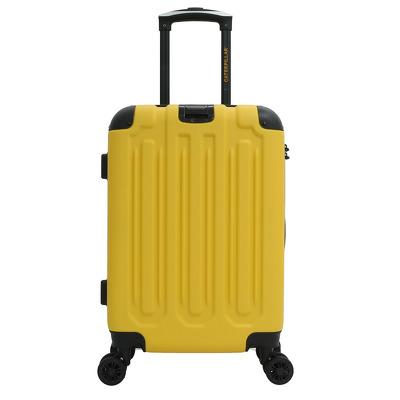 Troller CATERPILLAR Cruise, 20 inch, material ABS hard case - galben