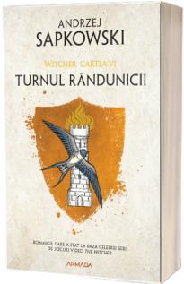 Turnul randunicii, volumul VI