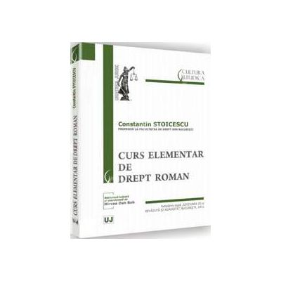 Curs elementar de drept roman