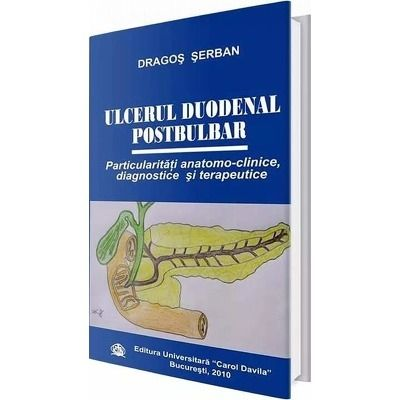 Ulcerul duodenal postbulbar