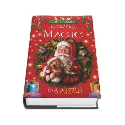 Un Craciun Magic - Carte puzzle