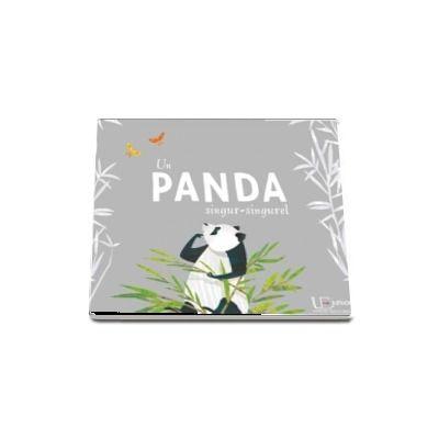 Un Panda singur-singurel