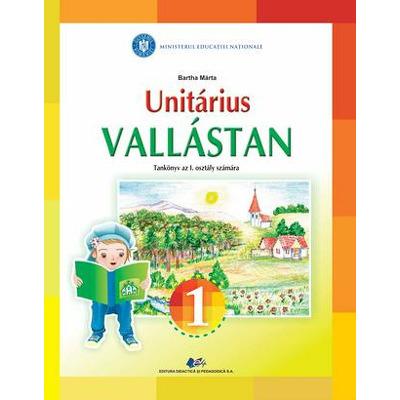 Unitarius Vallastan, Tankonyv az I. Osztaly Szamara