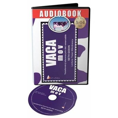 Vaca mov. Audiobook