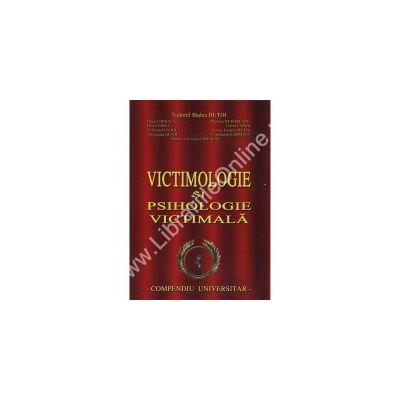 Victimologie si psihologie victimala