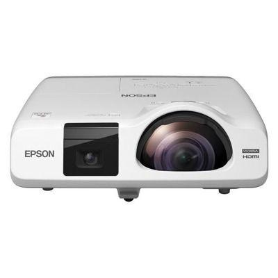 Videoproiector interactiv scurt Epson EB-536Wi