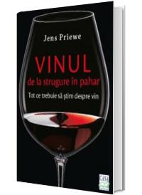 Vinul - de la strugure in pahar. Tot ce trebuie sa stim despre vin